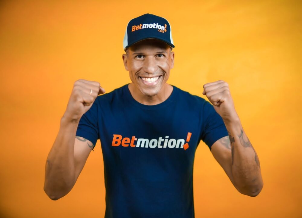 Douglas Viegas é o novo embaixador do Betmotion