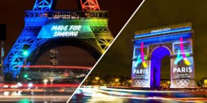 Os preparativos de Paris para receber os Jogos Olímpicos