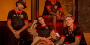 adidas e Flamengo exaltam estilo de vida rubro-negro em nova camisa três