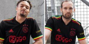 Centauro venderá terceira camisa do Ajax em tributo à Bob Marley