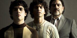 Amazon Prime Video anuncia estreia de série sobre Maradona para 29 de outubro