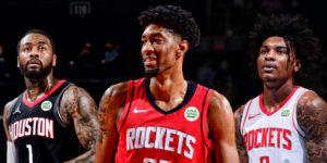 Houston Rockets fecha patrocínio de camisa com Credit Karma Money