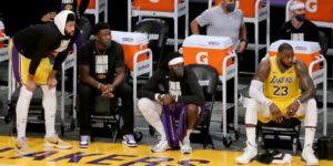 Lakers encerrará longa relação com a Gatorade para fechar com concorrente