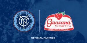 Guaraná é o novo patrocinador do New York City FC