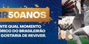 Kwai lança ação para celebrar os 50 anos do Brasileirão