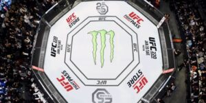 Monster Energy se torna água oficial em renovação de parceria com UFC