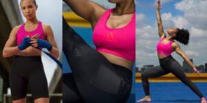 adidas lança linha para mulheres seguirem se exercitando durante a menstruação