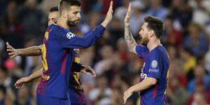 Com liberação de Piqué, estreia de Messi no PSG será exibida de graça na Twitch