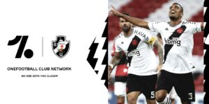 Vasco da Gama é o novo parceiro de conteúdo do OneFootball