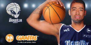 Giraffas é a nova patrocinadora da equipe BRB/Brasília