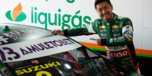 AmuletoBet desembarca na Stock Car com patrocínio à Rafael Suzuki