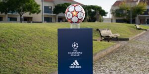 adidas apresenta a nova bola oficial da fase de grupo da Champions League