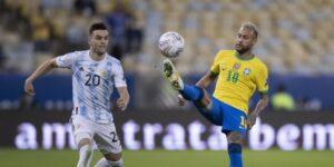 Amuleto Bet estará nos dois próximos jogos do Brasil das Eliminatórias