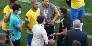 CBF se posiciona sobre suspensão da partida entre Brasil e Argentina