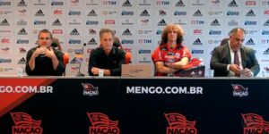 Flamengo ativa Mercado Livre em apresentação de David Luiz