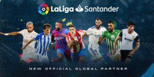 Socios.com segue sua expansão no futebol e fecha parceria com a LaLiga
