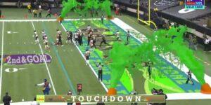Por público infantil, NFL reforça ações em parceria com a Nickelodeon