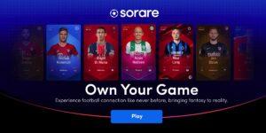 Sorare, especializada em fantasy e cards digitais, levanta US$ 680 milhões