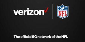 Por experiências 5G nos estádios, NFL renova com Verizon por dez anos
