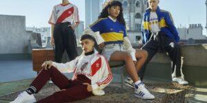 Adidas Originals lança coleção inspirada no Boca Juniors e River Plate