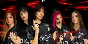 Digio foca nos eSports com patrocínio à equipe feminina B4 Angels