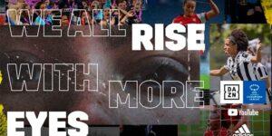 Adidas é a nova patrocinadora da Champions League feminina no DAZN