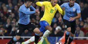 Como apostar no jogo Brasil e Uruguai pelas eliminatórias