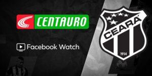 Ceará anuncia parceria com Facebook  e Centauro para a produção de conteúdos exclusivos