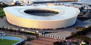 DHL adquire naming rights de estádio da Copa do Mundo de 2010