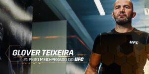 Glover Teixeira protagoniza novo filme da linha de combustíveis FIT I UFC