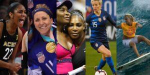 Estudo revela que fãs de esportes femininos se envolvem mais com os patrocinadores