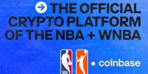 NBA acerta primeiro patrocínio na indústria de criptomoedas com Coinbase