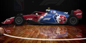 Fórmula 1 e NBA unem forças para criação de conteúdos e eventos