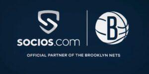 Socios.com amplia presença na NBA e fecha acordo com Brooklyn Nets