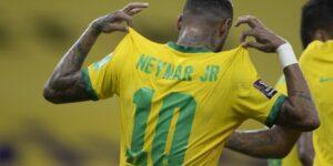 Seleção Brasileira eleva audiência do futebol da Globo em outubro