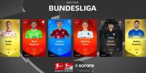 Após LaLiga, Sorare fecha com Bundesliga para NFTs da liga alemã